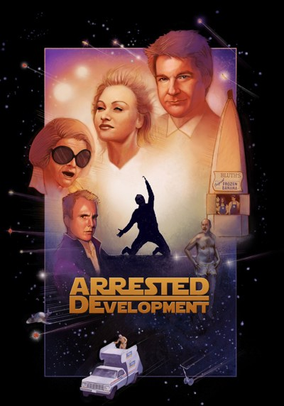 Arrested Development Movie Poster