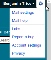 Gmail Mail Settings